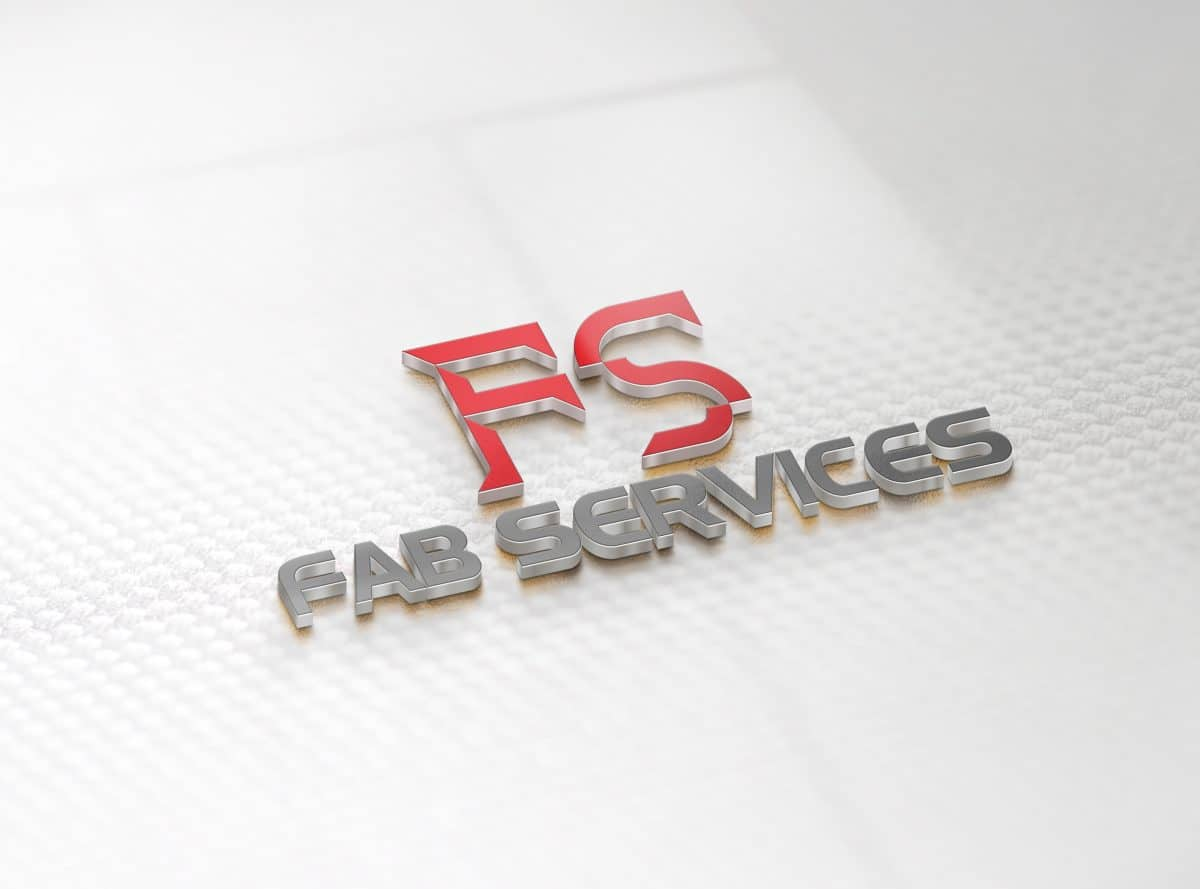 Fab Services Logo Design