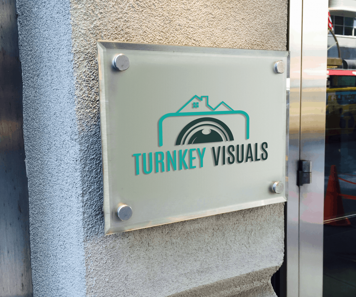 Turnkey Visuals Logo Design