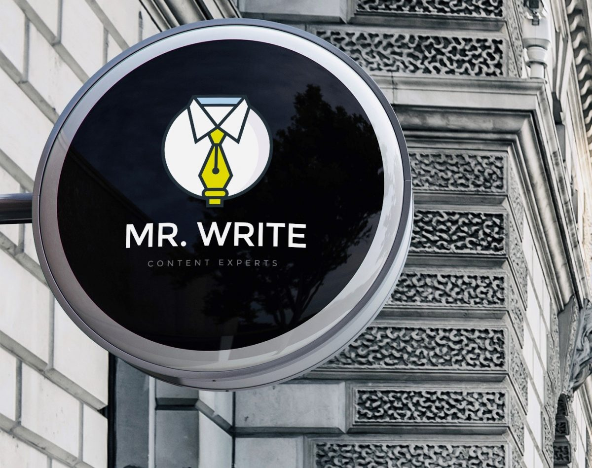Mr Write Logo 2