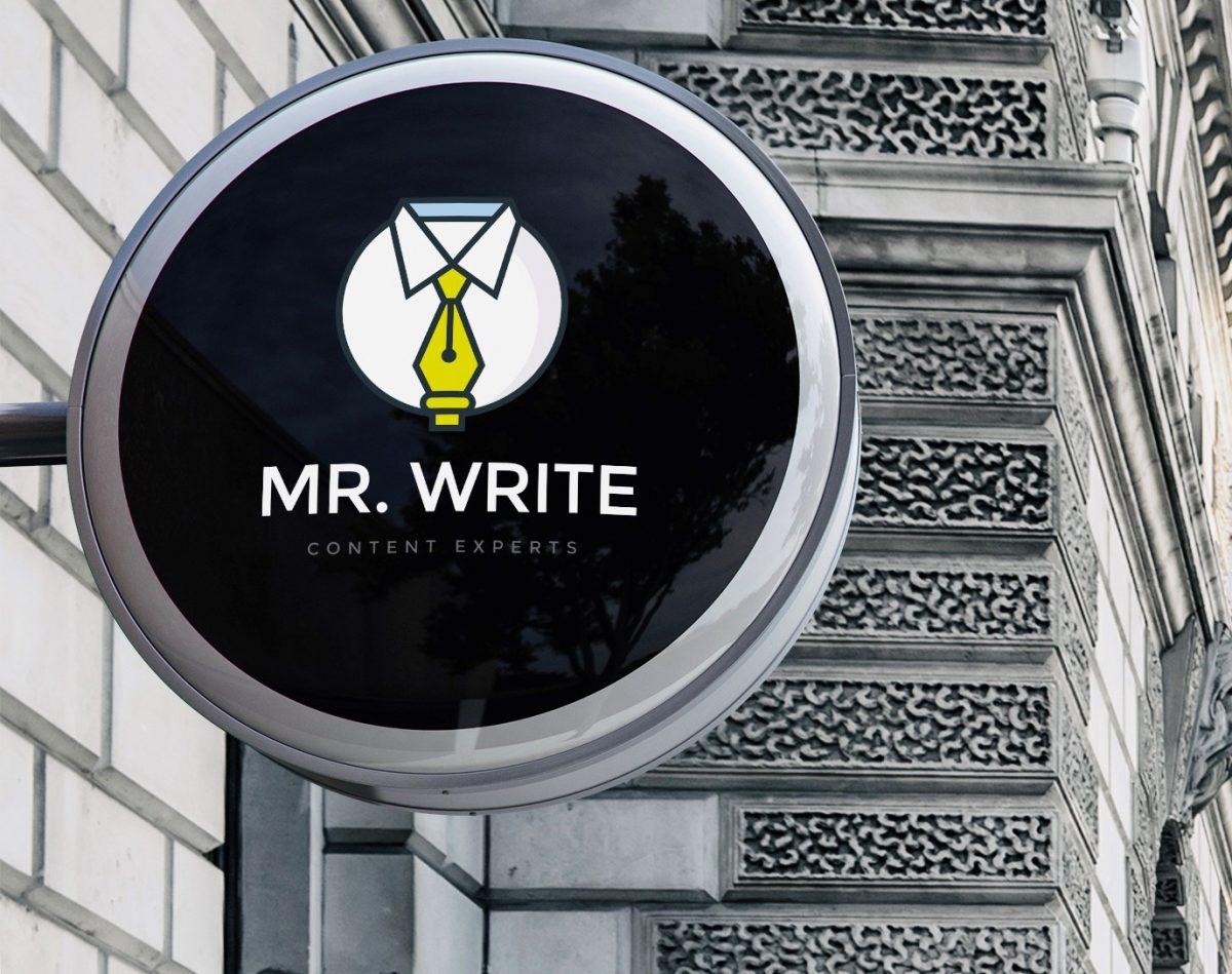Mr Write Logo 2
